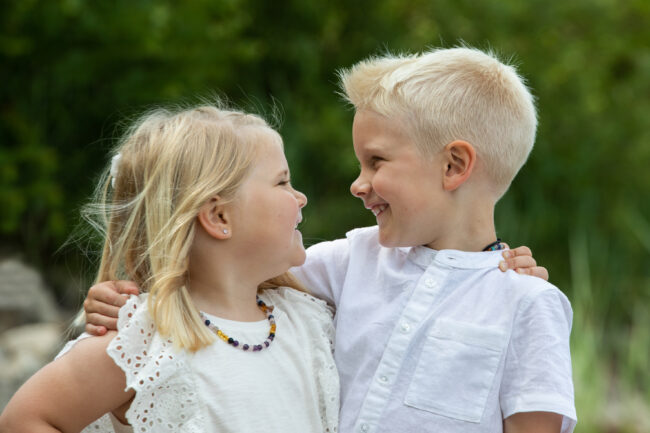 Fotos von Geschwister